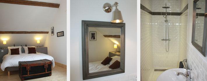 chambre rue de chartres montperthuis. Black Bedroom Furniture Sets. Home Design Ideas