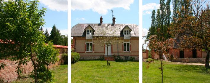 La maison du jardinier montperthuis for Tarif jardinier