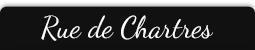 Chambre « Rue de Chartres »
